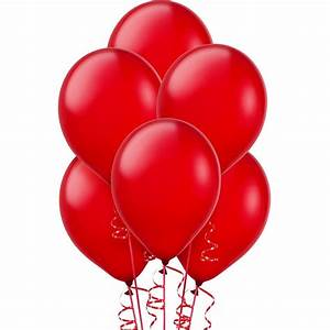 Red Latex Ballo... Balloons