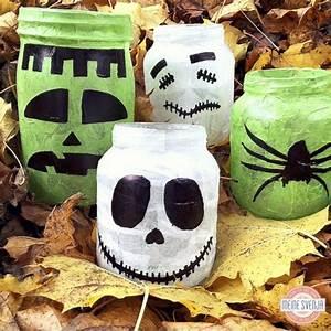 Gruselige Halloween Deko Selber Machen : halloween deko selber machen meine svenja ~ Yasmunasinghe.com Haus und Dekorationen
