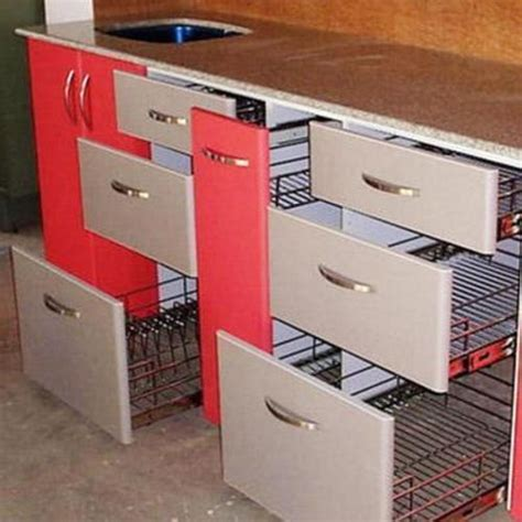 stainless steel kitchen cabinets prices in india stainless steel kitchen trolley rs 25000 number