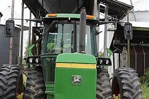 Tractor Extension Mirror Kit For John Deere Sound Gard