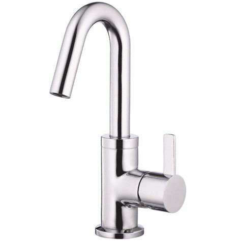 danze amalfi single handle lavatory faucet chrome