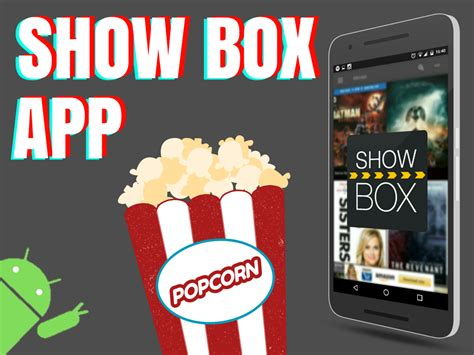 show box app android show box free and tv shows for android bane tech