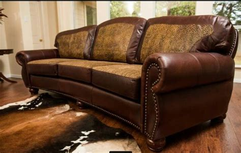Cowhide Western Furniture Company by Cowhide Furniture Co Western Decor