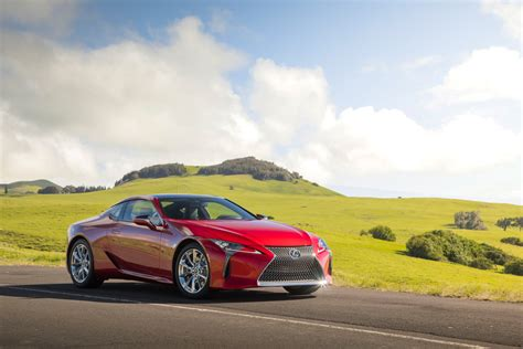First Drive 2018 Lexus Lc 500  Lc 500h