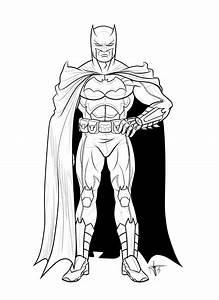 The New 52 Batman by Kaufee on DeviantArt