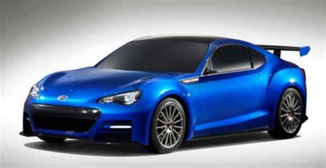 Sporty Subaru by 2017 Subaru Brz Sti