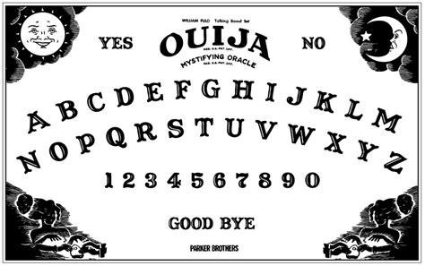 Pinterest Blank Invitation Templates Ouija Board Printable Off