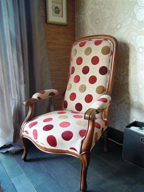 fauteuil voltaire stephane poissel tapissier decorateur