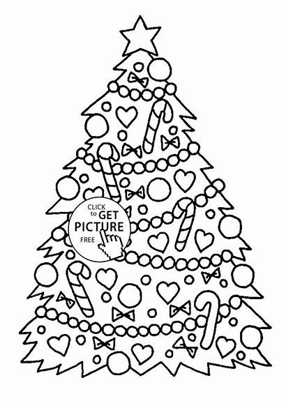 Coloring Christmas Printable Pages Colouring Sheets Printables