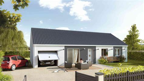 prix maison plain pied 3 chambres maison focus 91m2 modele 4 chambres à petit prix