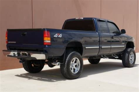 purchase   chevy silverado ls  ext cab  owner