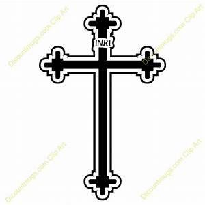 Crucifix cliparts