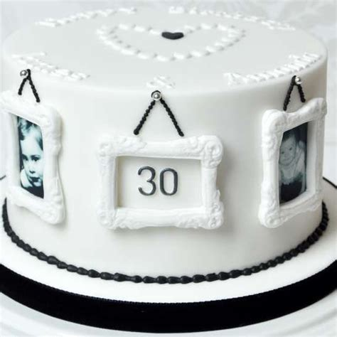Monochrome Husband Wife Th  Ee  Birthday Ee   Cake  D A D B D  D A D   D  D B D