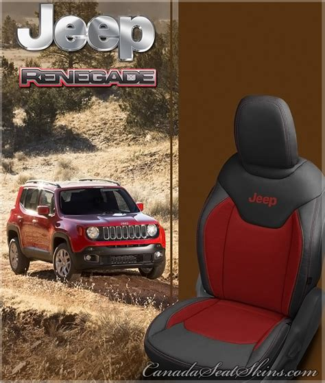 jeep renegade interior 2016 2015 2017 jeep renegade custom leather upholstery
