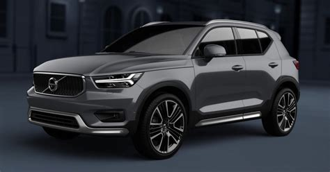 volvo xc  offered   exterior styling kit