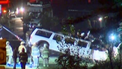 limo   crash  killed   failed  road safety