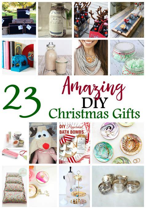 amazing christmas presents 23 amazing diy gifts you need to make