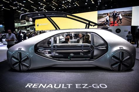 Future Electric Cars by At Motor Show Electric Cars Are The Future Just