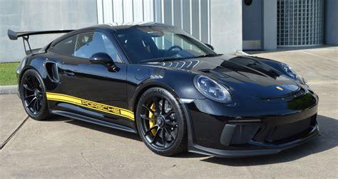 Black Gt3 Rs by 2019 Porsche 911 Gt3 Rs