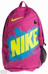 neon pink nike backpack $44 98