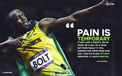 Quotes Usain Bolt Motivational Sports Sport Quote