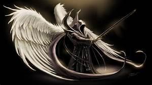 Dark Angel Wallpaper