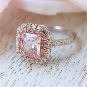 pink wedding rings best 20 sapphire engagement rings ideas on blue sapphire rings blue sapphire and