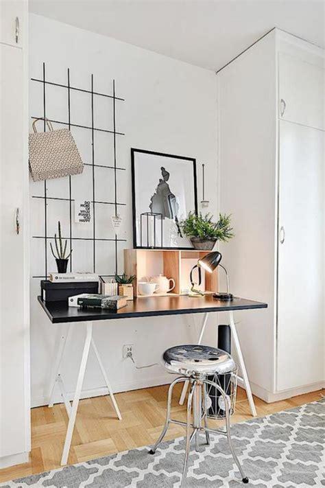 idee deco bureau travail bureau deco scandinave idées décoration intérieure