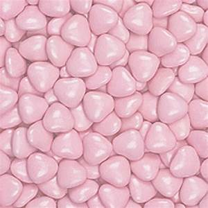 Sugar Coated Chocolate Hearts Wedding Party Table Favours ...
