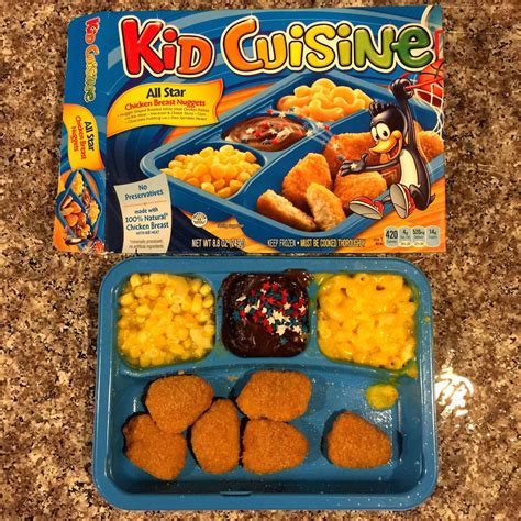 Frozen Tv Dinners Are Not For The Faint Of Heart Vice