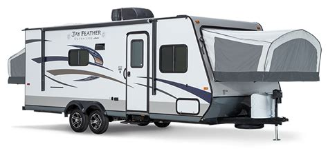 2015 Jay Feather Ultra Lite Travel Trailers