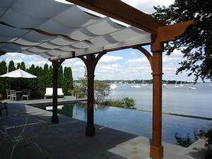 Retractable Pergola Shade Covers Uk : Good Choices Of
