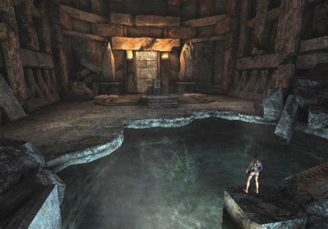 tomb raider underworld derek jenson  artist