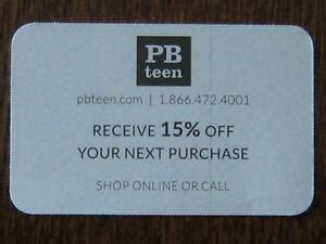 Pottery Barn Gift Card Discount by Pottery Barn Coupon Ebay