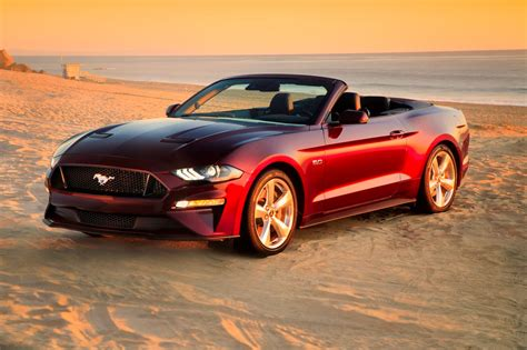 2018 Ford Mustang Convertible Review, Trims, Specs and ...