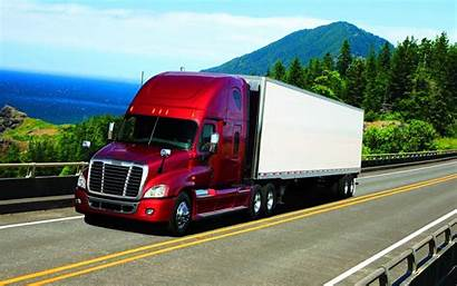 Semi Truck Background Wallpapersafari