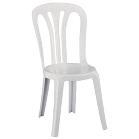 6 x heavy duty multi purpose stacking chairs white pack
