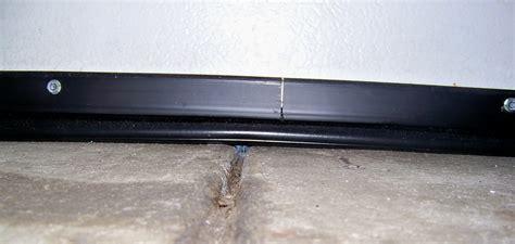 best garage door bottom weather seal installing garage door bottom seal kits garage door stuff