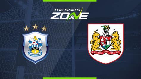 2019-20 Championship – Huddersfield vs Bristol City ...
