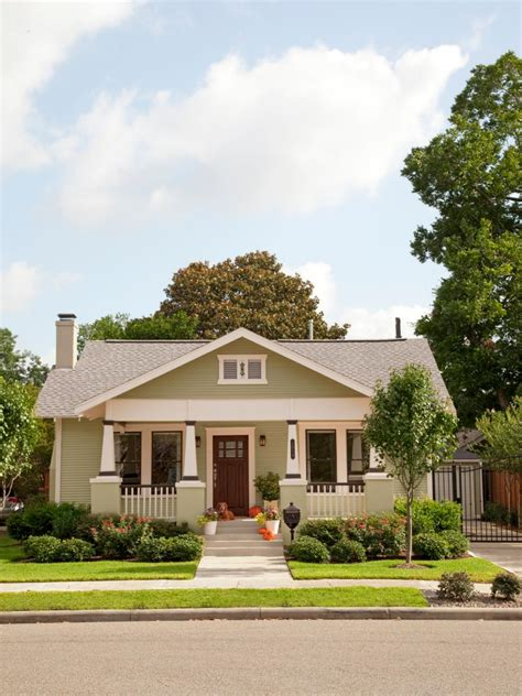 Boost Your Curb Appeal With A Bungalow Look Hgtv