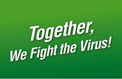Fight Virus Hong Kong Department Residents Together