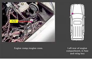 I Have A 2002 Ml320 The A  C Compressor Does Not Come On It Has Trouble Code B1105 I Replaced The