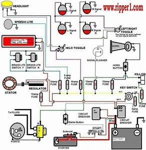 Simplified Wiring Diagram  With Images