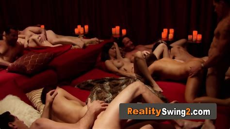 Wild Softcore Sex In The Hot Tub With A Black Swinger