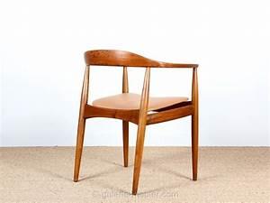 Fauteuil Bureau Scandinave : fauteuil de bureau scandinave en teck galerie m bler ~ Teatrodelosmanantiales.com Idées de Décoration