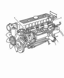 1998 Jeep Grand Cherokee Wiring - Engine