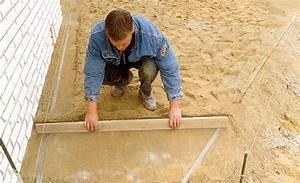 Terrasse Pflastern Unterbau : solider unterbau f r pflaster fl chen bauen renovieren ~ Whattoseeinmadrid.com Haus und Dekorationen