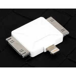 iPhone 4 to 5 Charger Adapter