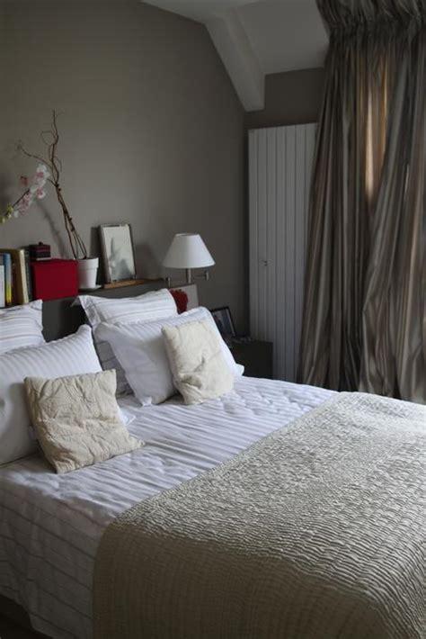 deco chambre taupe et beige photo chambre et beige déco photo deco fr