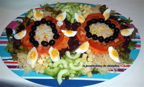cuisine marocaine salade cuisine marocaine salade composee